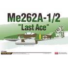 Academy Messerschmitt Me262A-1/2 Last Ace (1:72)