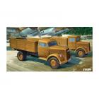 Academy German Cargo Truck E/L (1:72)
