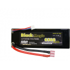 Black Magic LiPol Car 7.4V 6500mAh 50C Deans