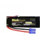 Black Magic LiPol Car 7.4V 6500mAh 50C EC3
