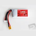 Power Pack LiPo 4/450 14,8 V 50C XT-30TA4