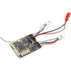 Spektrum přijímač AR6430R DSM2/DSMX 6CH Dual BL ESC