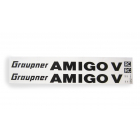Sada samolepek pro model AMIGO V