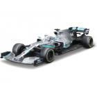 Bburago Mercedes W10 1:43 #44 Hamilton