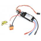E-flite regulátor střídavý 30A 3S/4S s telemetrií