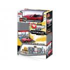 Bburago City - prodejna aut