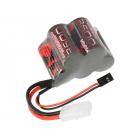 Robitronic NiMH baterie 6.0V 3600mAh kostka RX