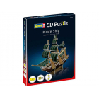 Revell 3D Puzzle - Pirate Ship