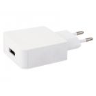 Síťový univerzální USB adaptér QC3.0 18W
