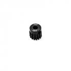 Ocelový motorový pastorek 15 zubů, modul 48DP s 3,17mm vrtáním