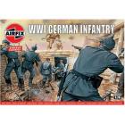 Airfix figurky - WW1 German Infantry (1:76) (Vintage)