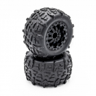 DTX - kompletní gumy, 2 ks.