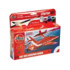 Airfix Red Arrows Hawk (1:72) (sada)