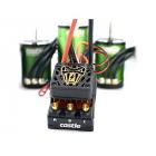 Castle motor 1415 2400ot/V senzored, reg. Copperhead