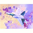 Academy Lockheed F-22A (1:72)