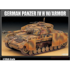 Academy Panzer IV H with Armor (1:35)
