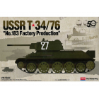 Academy T-34/76 USSR No.183 (1:35)