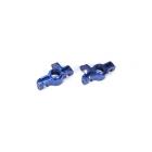 5IVE-T: Přední těhlice hliník modrý (2)