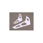 Blade horizontální stabilizátor bílý: 330X/450
