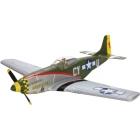 P-51D Mustang Gunfighter ARF Electric