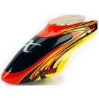 Blade 130 X: Kabina červeno/žlutá