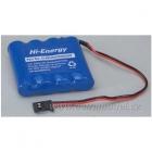 Baterie Rx NiMH 4.8V 2200mAh plochý