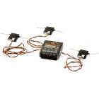 Spektrum přijímač AR12020 DSM2/DSMX Xplus