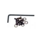 Šroub imbus ocel M3x8mm s podložkami (6), klíč