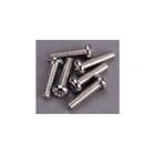 Traxxas šroub křížový M4x15mm půlkulatá hlava zink. (6)