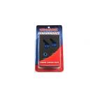 Traxxas hliníkové přední těhlice modré (pár)