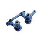 Traxxas hliníkové páky řízení modré