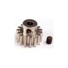 Traxxas pastorek 15T 32DP 3.17mm automatová ocel