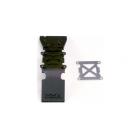 S-Maxx/E-Maxx - kryt přední nápravy černý