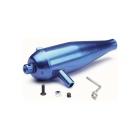 S-Maxx - tlumič výfuku hliník
