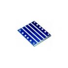 S-Maxx - kryt převodovky hliník modrý