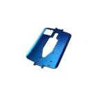 S-Maxx - šasi 4mm hliníkové modré