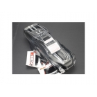 E-Revo - karosérie ProGraphix stříbrná