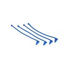 Traxxas plastový klip karosérie modrý (4)