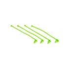 Plastový klip karosérie zelený (4)