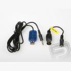 8318 USB kabel pro Hitec Tx