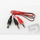 6375 Nabíjecí kabel vysílače Hitec 9,6 V (8-čl.)