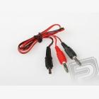 6376 Nabíjecí kabel vysílače Hitec 7,2 V (6čl.)