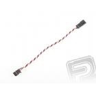 4609 J prodlužovací kabel 15cm FUT kroucený silný, zlacené kontakty