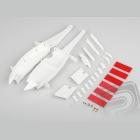 224110 Sada drobných a plastových dílů Xeno (větroň)