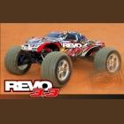TRAXXAS REVO Verze 3.3 RTR s 2,4GHz