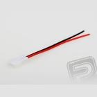 PC TAMIYA Micro konektor s kabelem 15cm 1ks (samec)