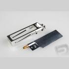 CNC kormidlo 75mm