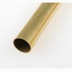 Mosazná trubička, tvrdá 11,0/10,0 mm