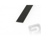 Uhlíková pásnice 0.4x10mm 1m
