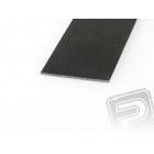 Uhlíková pásnice 0.8x25.4mm 1m